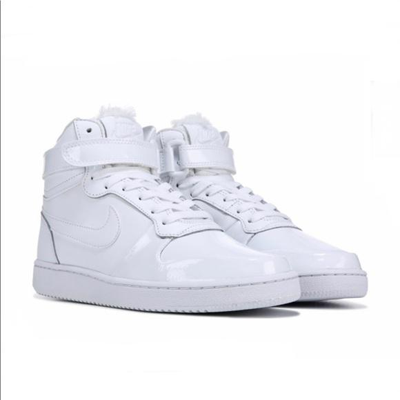 NIKE EBERNON Ebernon Premium High Top Sneaker NWT